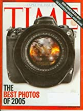 Time Magazine December 19 2005 - The Best Photos of 2005 (Vol 166 No. 25)