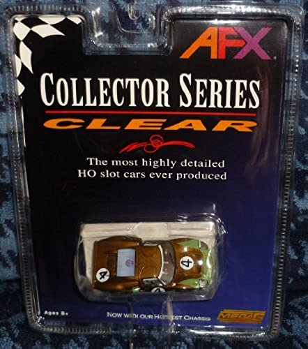 AFX 70340 GT40  4 Donohue Clear AFXW0340 by AFX