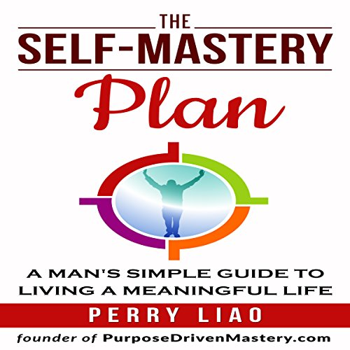 The Self-Mastery Plan audiobook cover art