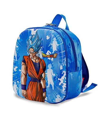 Mochila de Costas P Dragon Ball Super Saiyan - Maxtoy