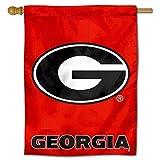 University of Georgia Bulldogs House Flag Banner