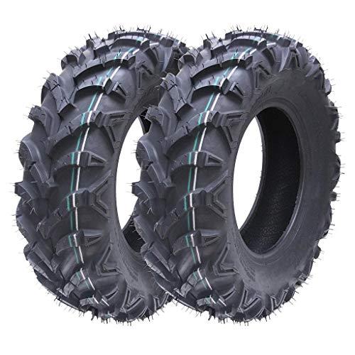 2 - Quad-Reifen 22X7-11 4ply Wanda 'E' Markierter straßenzugelassener ATV-Reifen 22 7.00 11 Reifen