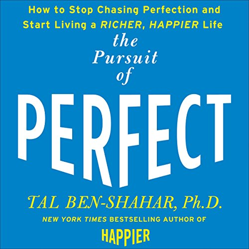 Pursuit of Perfect audiobook cover art