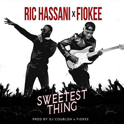 Fiokee & Ric Hassani