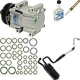 Universal Air Conditioner KT 1711 A/C Compressor/Component Kit
