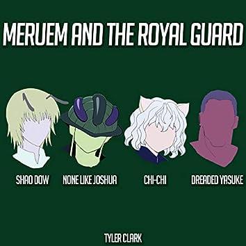 Meruem and the Royal Guard (Hunter X Hunter)