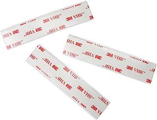 TapeCase 3M 4930 - Cinta de espuma de acrílico de doble cara para VHB 4930 (3 m, 0,5
