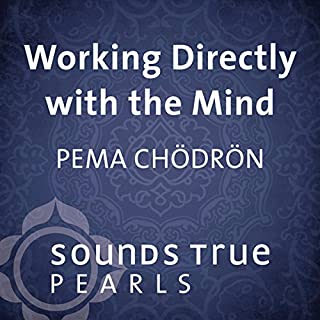 Working Directly with the Mind audiobook cover art