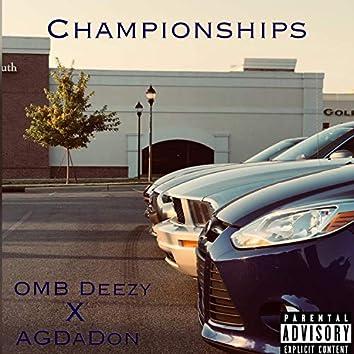 Championships (feat. Agdadon)