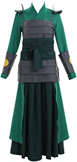 Women's Suit for Avatar The Last Airbender Cosplay Costume