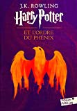 Harry Potter, V : Harry Potter et l'Ordre du Phénix - Folio Junior - 12/10/2017