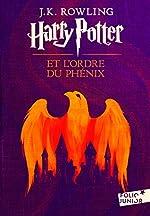 Harry Potter, V:Harry Potter et l'Ordre du Phénix de J. K. Rowling