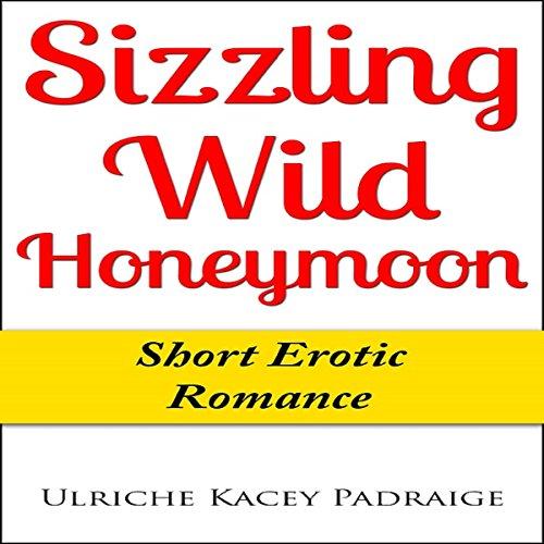 Sizzling Wild Honeymoon audiobook cover art