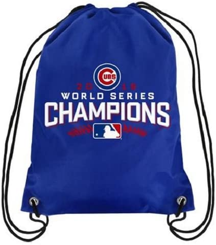 MLB Chicago Cubs 2015 World Ranking integrated Ranking TOP2 1st place Series Drawstring Champions Backpack