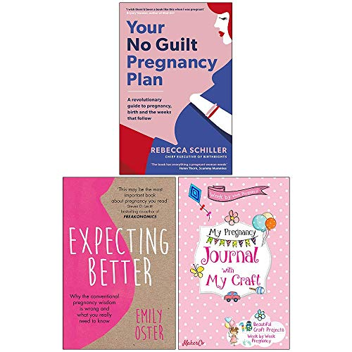Price comparison product image Your No Guilt Pregnancy Plan,  Expecting Better