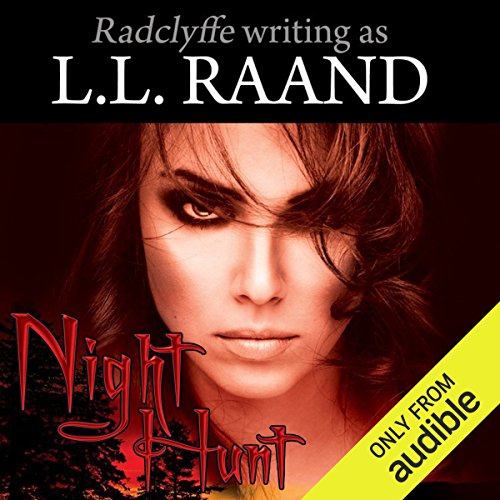 Night Hunt: Midnight Hunters, Book 3 audiobook cover art