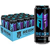 12-Pack Reign Total Body Fuel Razzle Berry Fitness & Performance Drink, 16 Oz