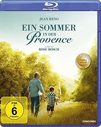 Ein Sommer in der Provence [Blu-ray]