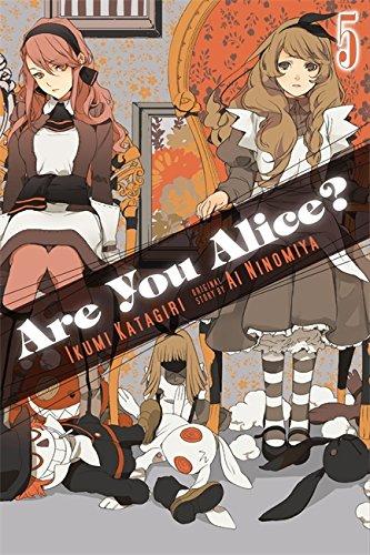 Are You Alice?, Vol. 5