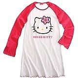 Hello Kitty - Camisón - para niña blanco 12 años
