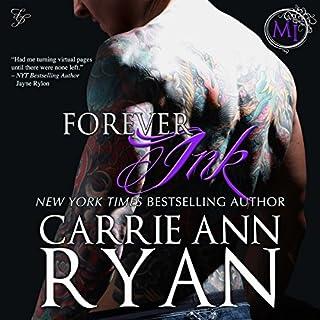 Forever Ink audiobook cover art