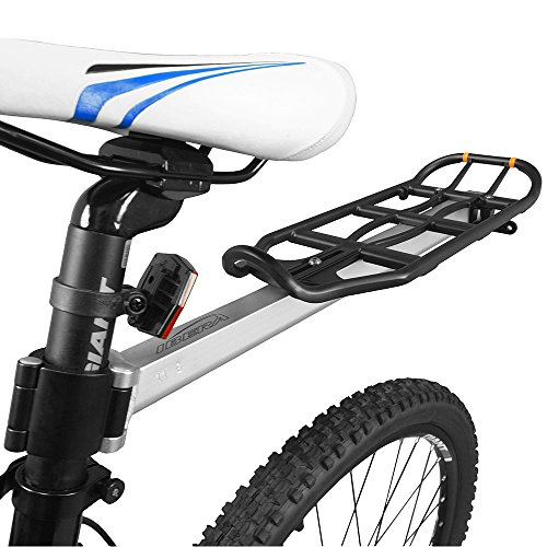 Ibera Bicycle Seatpost-mounted Commuter Carrier IB-RA1