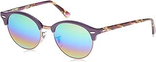 unisex-adult Rb4246 Clubround Sunglasses Round Sunglasses