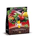 Nutri 1 One Concime per Ortaggi e Frutti Sani e Gustosi, 3 kg