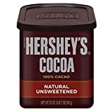 Hershey's Unsweetened Cocoa Powder, 23 oz. ( 2 PACK )