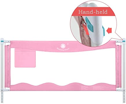 MWPO Fall protection ramps for baby safety beds  extra long spring protection  height-adjustable  side  size  1 8