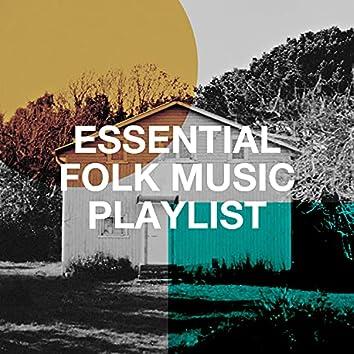Essential Folk Music Playlist