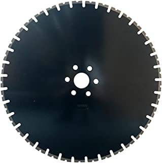 Kingthai 24 inch Diamond Wall Saw Blade for Reinforced Concrete with 60 mm Arbor