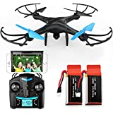 Force1 Drones with Camera for Adults - U49WF -...