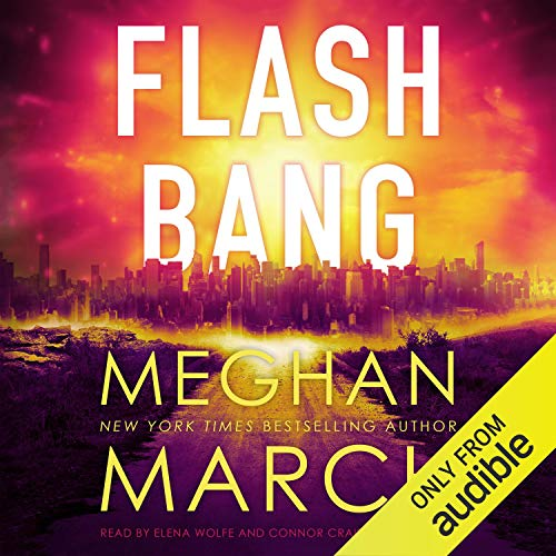 Flash Bang Audiobook By Meghan March cover art