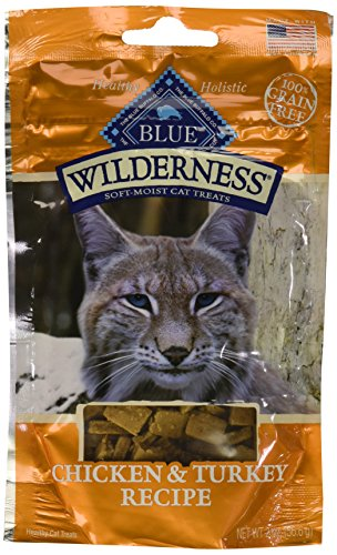 Blue Buffalo Chicken/Turkey Treats (Pack of 3)