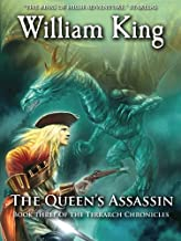 The Queen's Assassin (Volume Three of the Terrarch Chronicles)