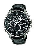 Casio Reloj Analogico para Hombre de Cuarzo con Correa en Cuero EFR-547L-1AVUEF