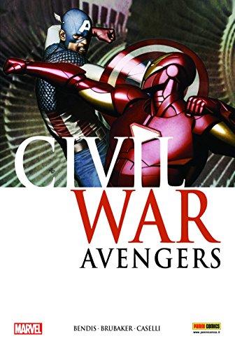 Marvel Omnibus Civil War 2 Avengers