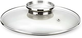 Pensofal 07PEN9368 Glass Cookware Lid with Stainless Steel Aroma Knob, 12-1/4-Inch