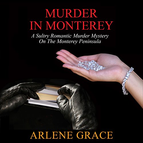 Murder in Monterey audiobook cover art