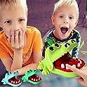 MoonGirl Large Mouth Crocodile Biting Finger Jokes Toys