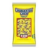Charleston Chew Vanilla Flavor, Pack of 120 .25 Oz. Bars