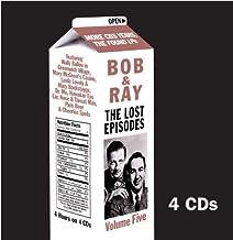 Bob & Ray: The Lost Episodes, Volume 5