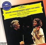Mozart: Violin Concertos 3 & 5 / Mutter, Karajan, Berlin Philharmonic Orchestra