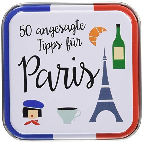 50 angesagte Tipps für Paris | Metropolen entdecken | Reiseführer im handlichen Format: 50 Inspirationen für den nächsten Städtetrip! (50 angesagte ... Inspirationen für den nächsten Städtetrip!)