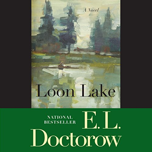 Loon Lake audiobook cover art