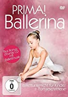 Prima Ballerina-Ballettunterricht Fur Kinder [DVD] [Import]