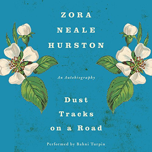 Dust Tracks on a Road audiobook cover art