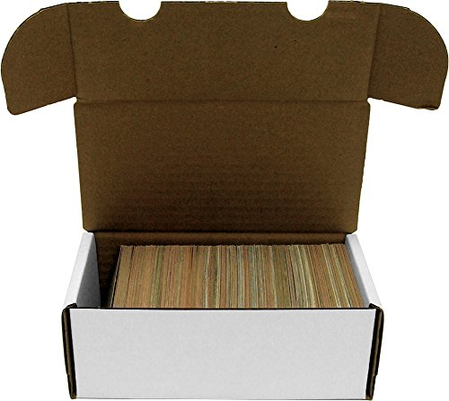 BCW Storage Box, Holds up to 400 Cards