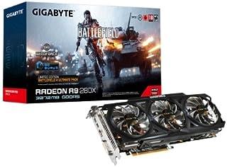 GIGABYTE ビデオカード R9-280X搭載 Battlefield 4プレイチケット同梱 GV-R928XOC-3GD-GA